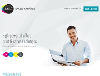 smartservice.com.au screenshot