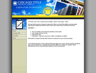 smartsign.ctic.com screenshot