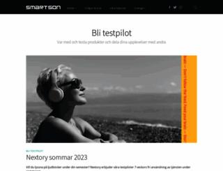 smartson.se screenshot