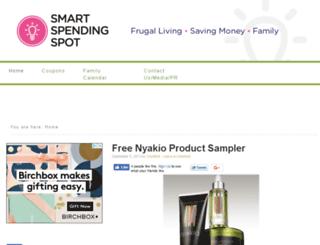 smartspendingspot.com screenshot
