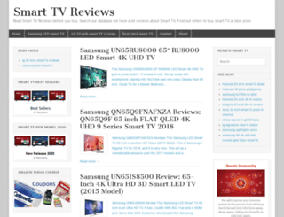 smarttvreviews.net screenshot