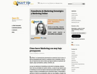 smartup1.wordpress.com screenshot