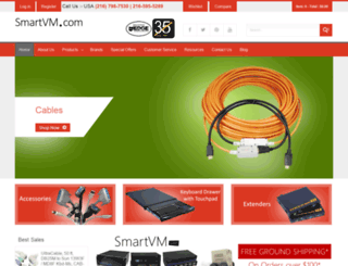 smartvm.com screenshot