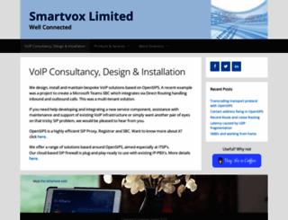 smartvox.co.uk screenshot
