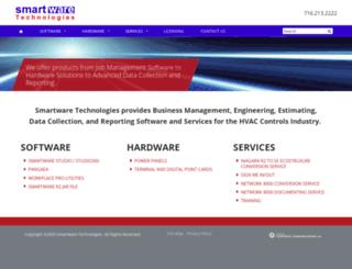 smartwaretech.com screenshot