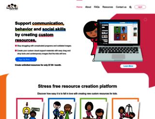 smartysymbols.com screenshot