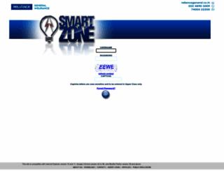 smartzone.reliancegeneral.co.in screenshot