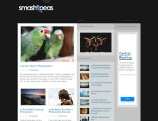 smashandpeas.com screenshot