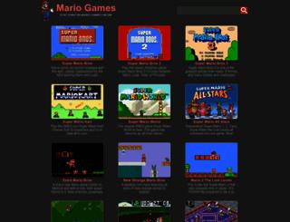 smbgames.be screenshot