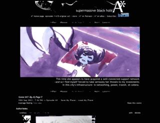 smbhax.webcomic.ws screenshot