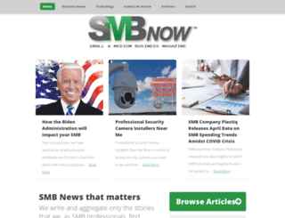 smbnow.com screenshot
