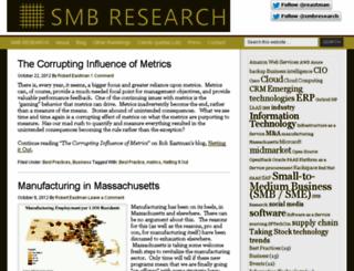 smbresearch.net screenshot