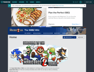 smbz.wikia.com screenshot