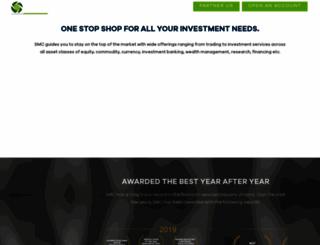 smcindiaonline.com screenshot