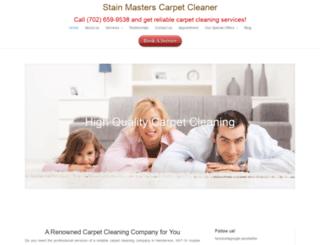 smcleaners.com screenshot