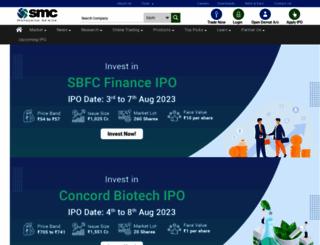 smctradeonline.com screenshot