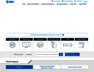 smcworld.com screenshot