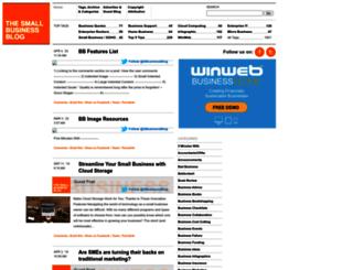 sme-blog.com screenshot