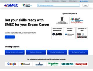 smeclabs.com screenshot