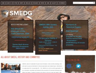 smedg.org.au screenshot