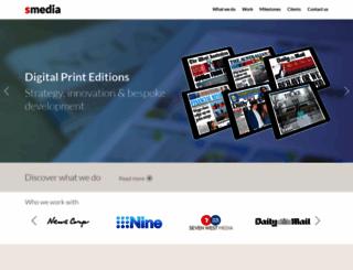 smedia.com.au screenshot