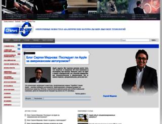 smednov.cnews.ru screenshot