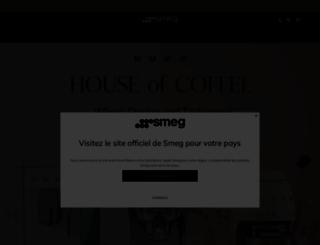 smeg.fr screenshot