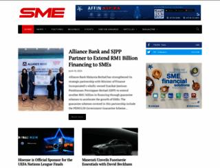 smemagazine.asia screenshot