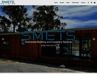 smets.com.au screenshot