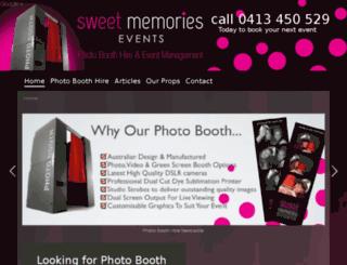 smevents.com.au screenshot