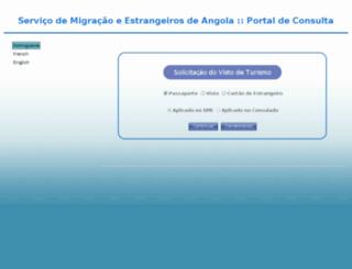 smevisa.org screenshot