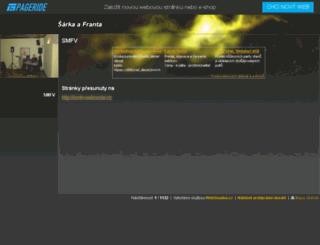 smfv.wbs.cz screenshot