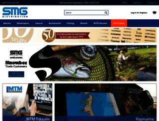 smgeurope.com screenshot