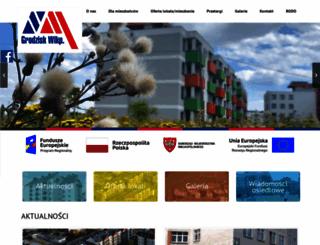 smgrodzisk.wlkp.pl screenshot