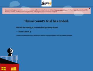 smidwap.lesson.ly screenshot