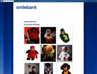 smilebank.blogspot.com screenshot