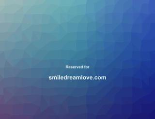 smiledreamlove.com screenshot