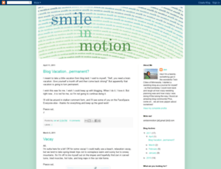 smileinmotion.blogspot.com screenshot