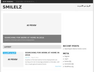 smilelz.com screenshot