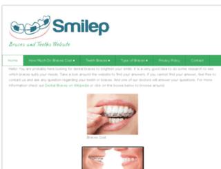 smileperfect.org screenshot