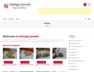 smingryjewels.com screenshot