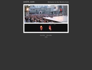 smirk.com screenshot
