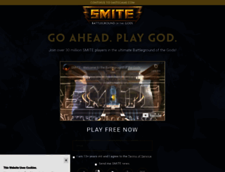 smitegame.com screenshot