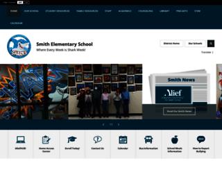 smith.aliefisd.net screenshot