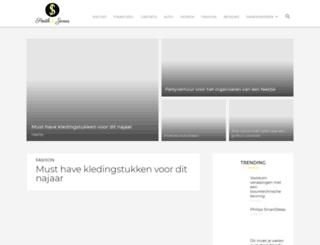 smithandjones.nl screenshot