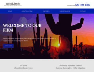 smithandsmithpllc.com screenshot
