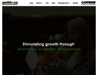 smithcoconsultancy.com screenshot