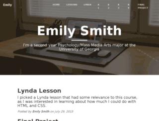 smithemi.mynmi.net screenshot
