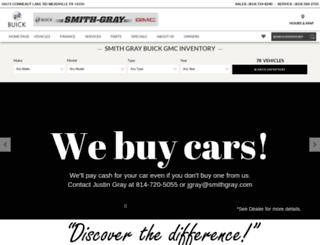 smithgray.com screenshot