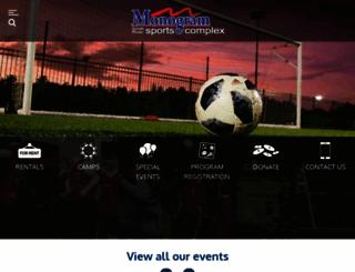 smithriversportscomplex.com screenshot